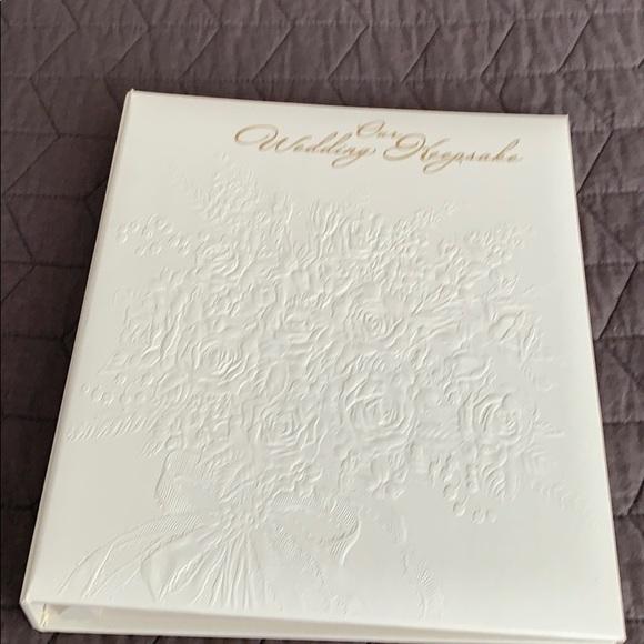 Hallmark Wedding Keepsake Album